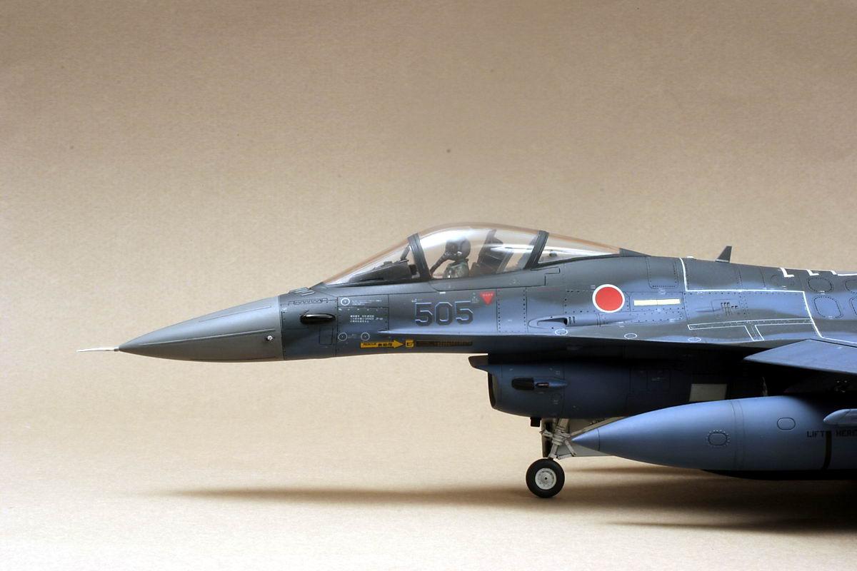 Mitsubishi >> 1/48 Hasegawa Mitsubishi F-2A photo gallery